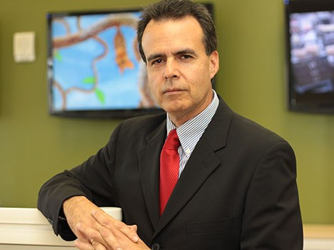 Rolando Figueroa, director de Distribución y Desarrollo de Negocios para Latinoamérica