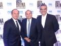 Sergio Veiga, Carlos Martínez y Edgar Spielmann