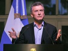 Argentina Mauricio Macri sep16