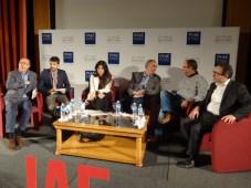 Guillermo D'Andrea, Joaquín Muro, Eugenia Denari, Sergio Donzelli, Alejandro Zuzenberg y Enrique Fornonzini