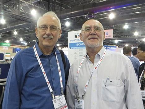 SCTE 16 D1 Derek Chaney y Jorge Schwartz de TV Cable Ecuador