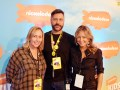 Nickelodeon KCA 16 Arg Tatiana Rodriguez, Andrés Perdiguero y Marimar Rive