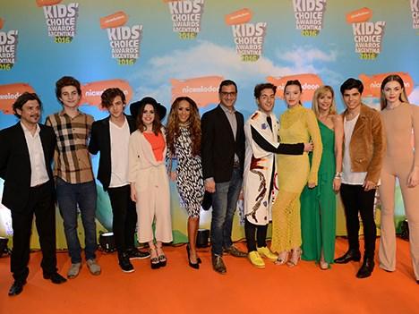 Nickelodeon presentó al elenco de Heidi, nueva serie para 2017