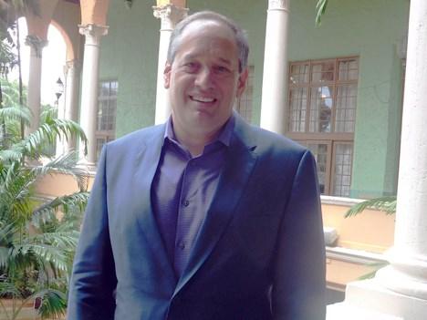 Darrell Haber, VP de marketing y alianzas estratégicas de Skyworth