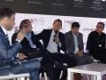 NexTV CEO 16 D2 Ariel Barlaro (Dataxis), Carlos Martínez, Eduardo Stigol, Luciano Marino y Carlos Moltini