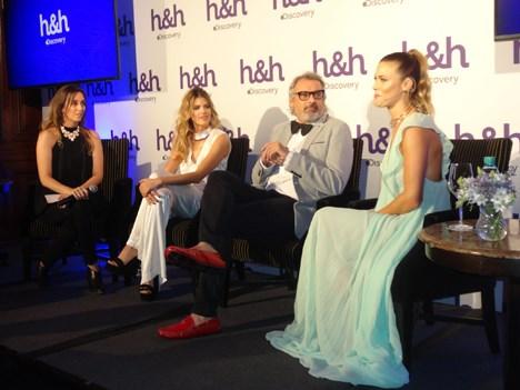 discovery h&h estrena versiones locales de sus formatos emblema