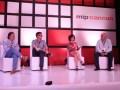 Diego Ramirez Schrempp, Doug Grieff, Coty Cagliolo y Marcelo Liberini integraron el panel sobre contenidos y medios