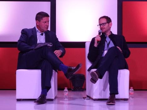 Brendan Fitzgerald entrevista a Joshua Mintz, de TV Azteca