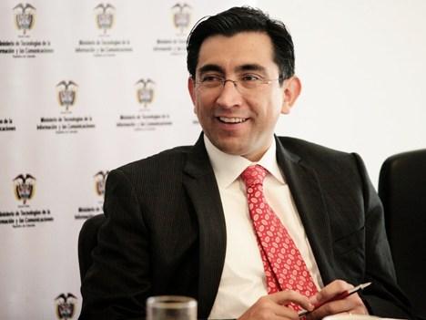 Colombia Diego Molano Vega