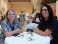 BBC Anna Gordon y Sandra Lee Caló en MIPCancun