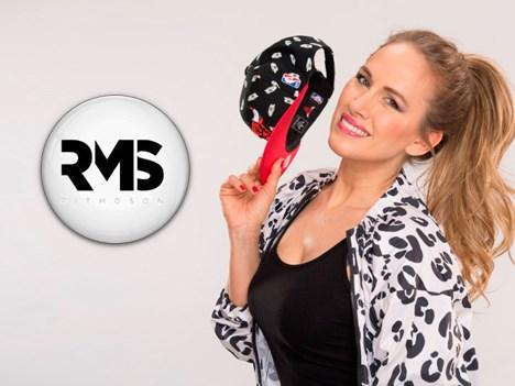 Erika Bruni, una de las caras de RMS
