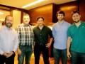 iPlusB Leonardo Rocco, de Ateme; con Martin Mendiguren, Octavio Jazmin, Luis Ravassi y Nicolas Castro, Telecom