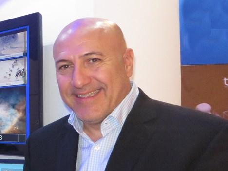 Nahuel Villegas como nuevo VP de ventas para Latinoamérica de Grass Valley