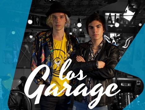 Turner y Movistar lanzaron Los Garage