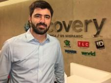 Francisco Lorenzo, gerente de ventas publicitarias para el Cono Sur de Discovery Networks Latin America / USH