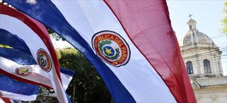 paraguay banderas