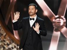 Jimmy Kimmel será el anfitrión de los Premios Oscar 2017