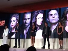 El Screening de Telemundo en NATPE Miami contó con la presencia de los protagonistas de super series como El Señor de los Cielos, La Querida del Centa