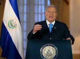Sánchez Cerén, presidente de El Salvador