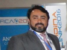 Edwin Estrada, viceministro de telecomunicaciones de Costa Rica