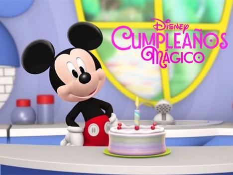 Disney Lanza Propuesta Digital Cumpleanos Magicos Television