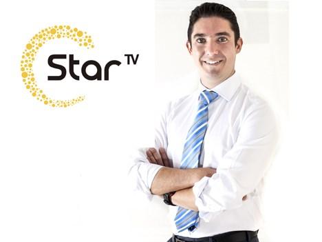 Bruno Pruneda, director general de StarTV