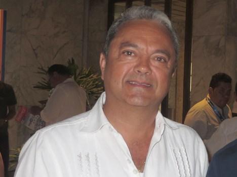 Agusín Becerra, presidente de TVN Norte Comunicaciones y miembro de Unetco
