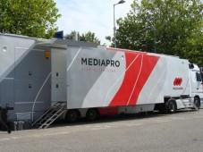 Mediapro ha desplazado dos unidades móviles a Bolivia para la producción del fútbol, aunque la ampliación de clubes en el campeonato local obligará la