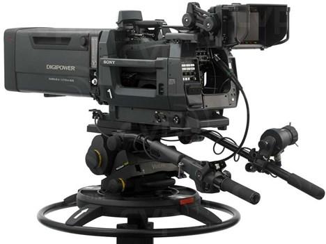 Nueva cámara HDC-4300 de Sony