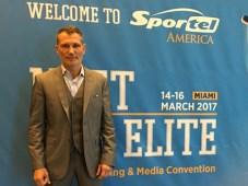 Laurent Pouns, CEO de Sportel