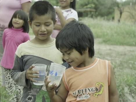 NatGeo documental para P&G