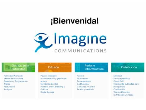 Viditec presenta a Imagine en un workshop