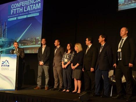 El consejo del FTTH Council Latam, cerró una exitosa edición en Buenos Aires