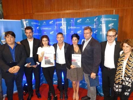 INCAA Anuario 16 Me case elenco y productores