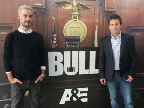 A&E presentación de Bull José Badini y Miguel Brailovsky