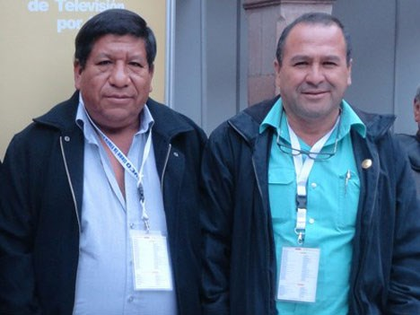 APTC Demóstenes Terrones y Mauro Zamora