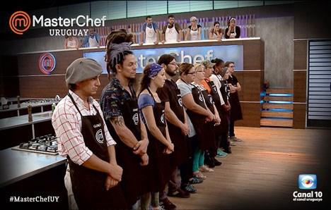 Canal 10 Uruguay Master Chef
