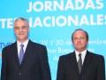 Walter Burzaco, de ATVC, y Sergio Veiga, de Cappsa