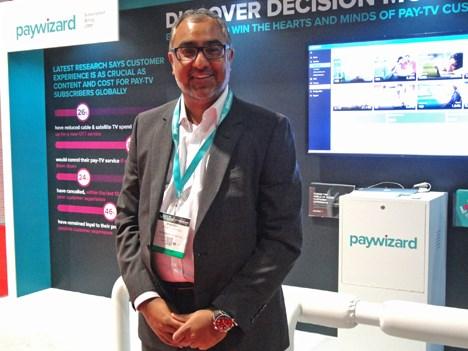 Bhavesh Vaghela, CEO de Paywizard