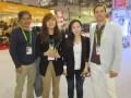 CJ E&M: Jae Hyuk, SVP, Ellian Liche, Seeun Kim, and Spencer Thomas, producers of the global production team, factual