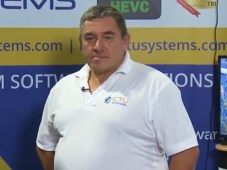Joe Ibrahim, managing director de CTU Systems