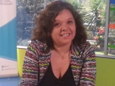 Adriana González, directora