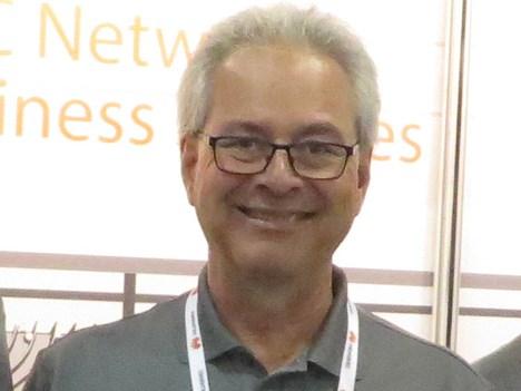 David Atman, presidente de Lindsay