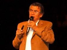 Juan Carlos Machicao, director de telecomunicaciones de la ATT de Bolivia, dio una conferencia en Bolivia Media Show 2017