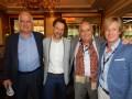 RTVE en los LA Screenings: Rafael Bardem, Raul Molina, José Luis Moreno, el creador de 'Reinas', y Antonio Pérez Bonilla