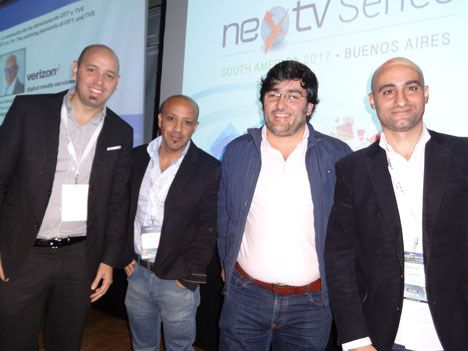 NexTV 17 D1 Panel Los Millennials y el nuevo consumo de la TV