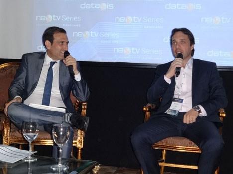 Cablevisión Gonzalo Hita con Barlaro en NexTV 17
