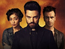 Preacher, una serie original de Crackle