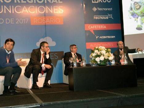 Encuentro 17 D1 Marcelo Ruggiero, Sebastián Rossi, Marcelo Posse y Juan Ramón García Bish