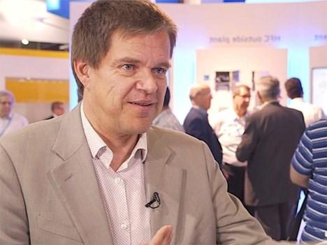 Hanno Narjus, SVP de productos de redes en Teleste
